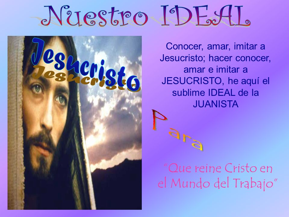 Que reine Cristo en el Mundo del Trabajo