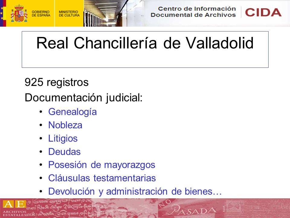 Real Chancillería de Valladolid