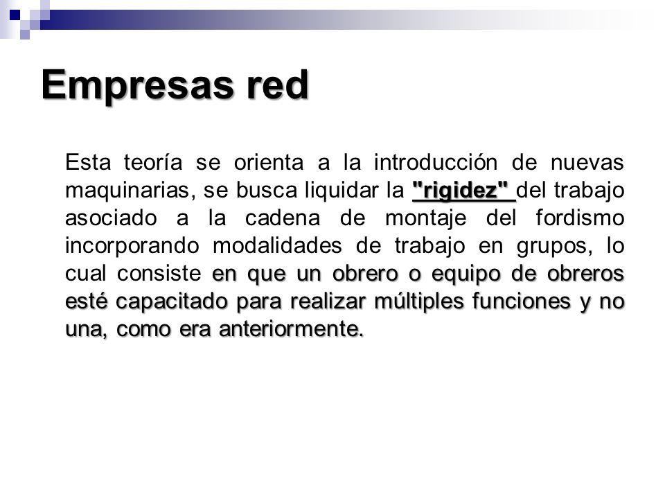 Empresas red