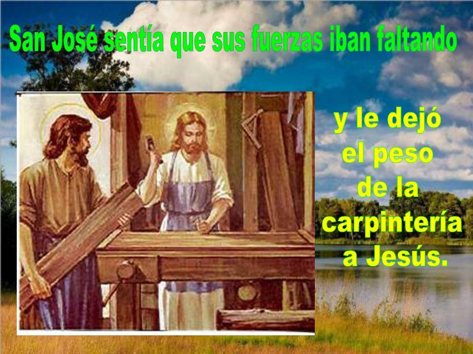 San José sentía que sus fuerzas iban faltando