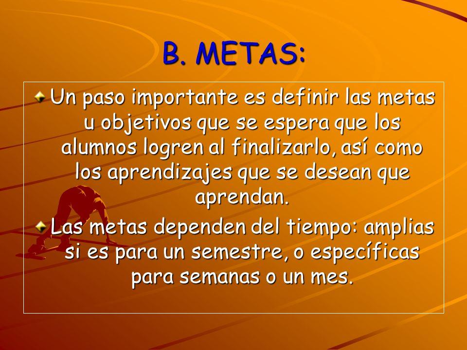 B. METAS: