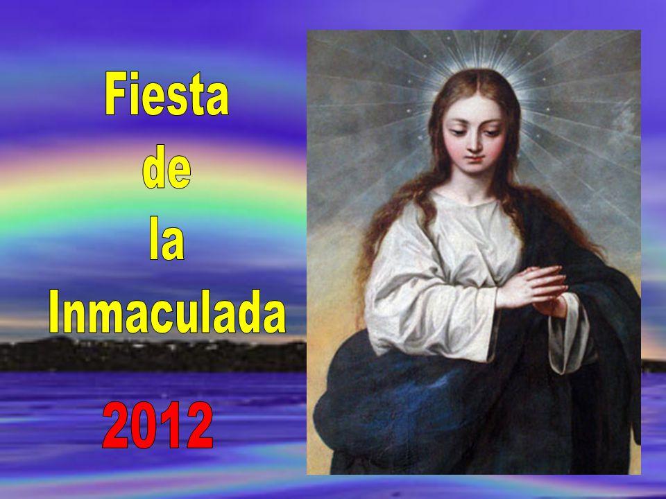 Fiesta de la Inmaculada 2012