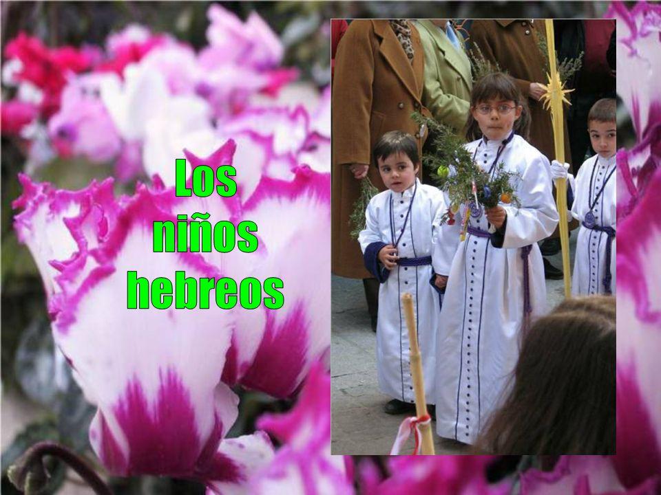 Los niños hebreos