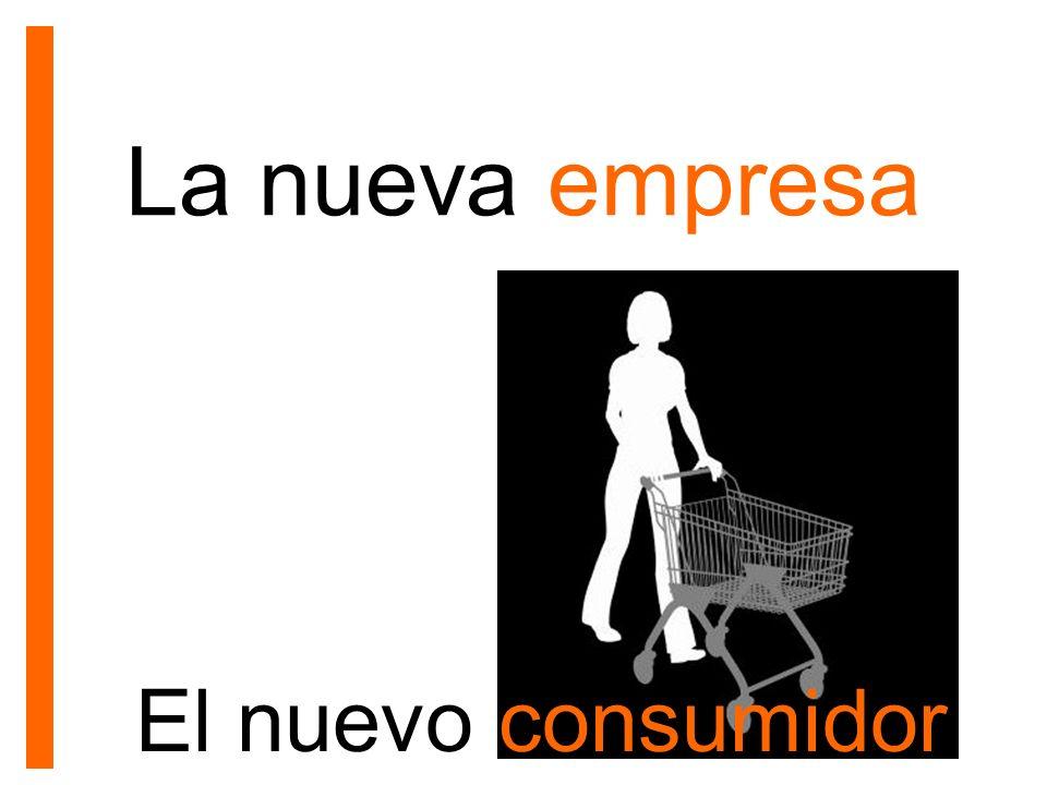 La nueva empresa El nuevo consumidor