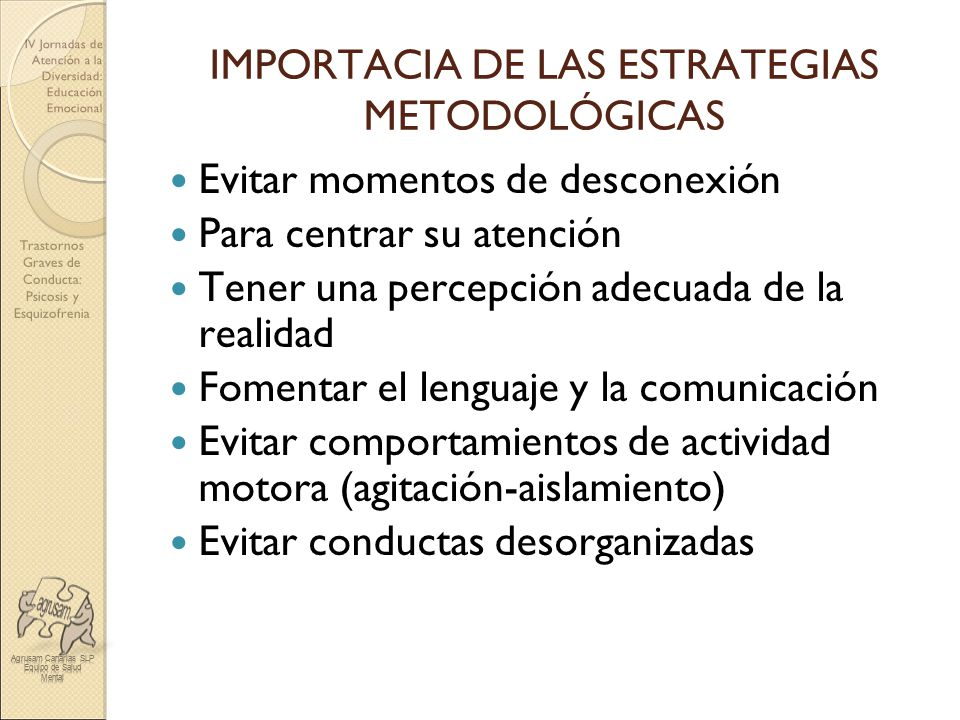 IMPORTACIA DE LAS ESTRATEGIAS METODOLÓGICAS