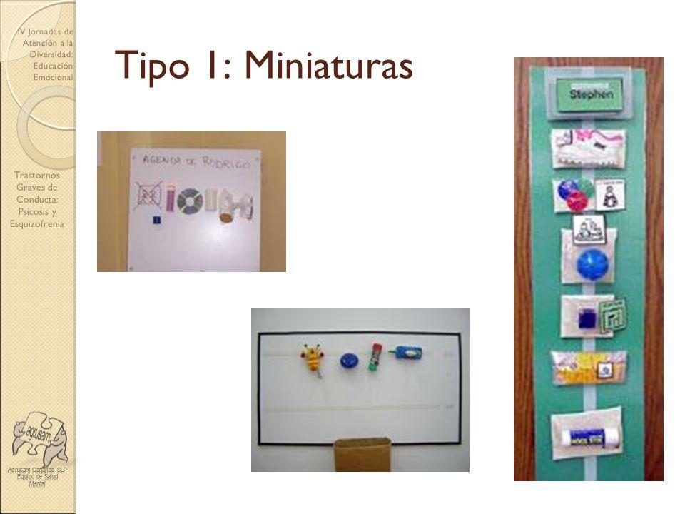 Tipo 1: Miniaturas