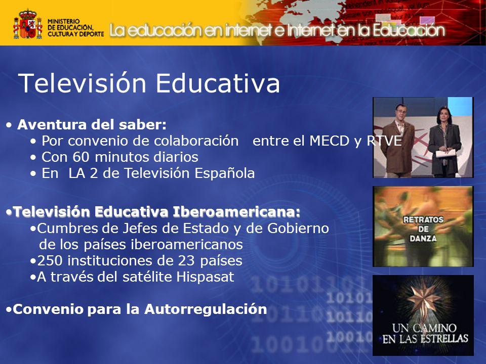 Televisión Educativa Aventura del saber: