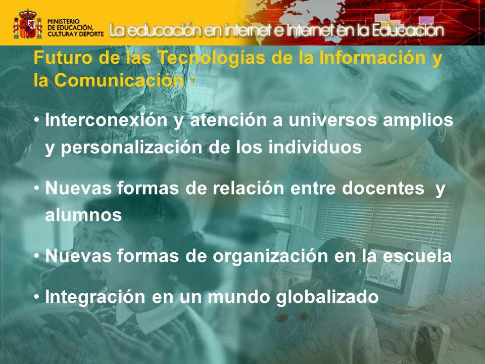 Futuro de las Tecnologías de la Información y