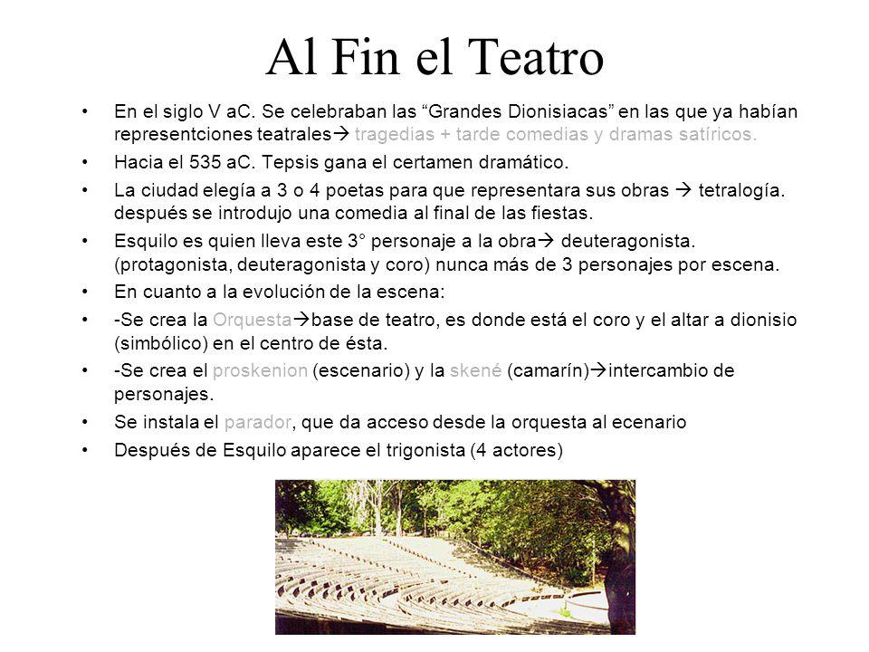 Al Fin el Teatro