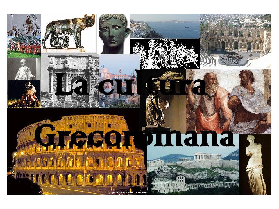 La cultura Grecoromana
