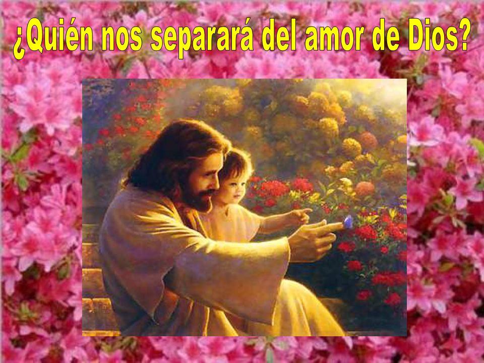 ¿Quién nos separará del amor de Dios