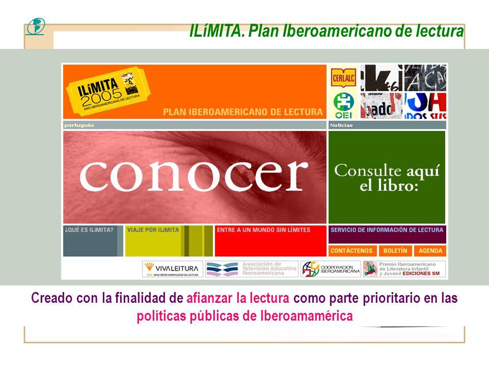 ILíMITA. Plan Iberoamericano de lectura
