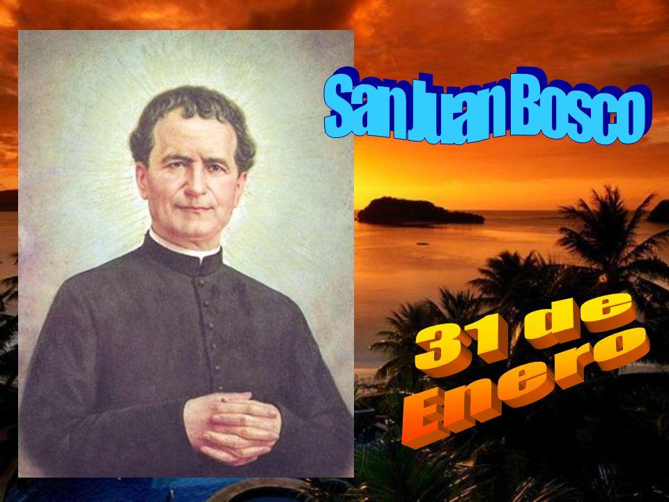 San Juan Bosco 31 de Enero