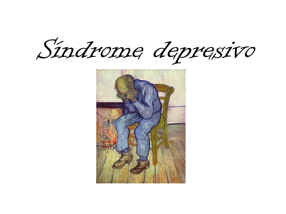 Síndrome depresivo