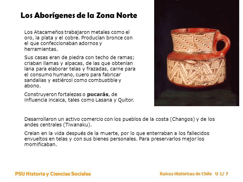 Ra ces hist ricas de chile ppt descargar for Piletas publicas en zona norte