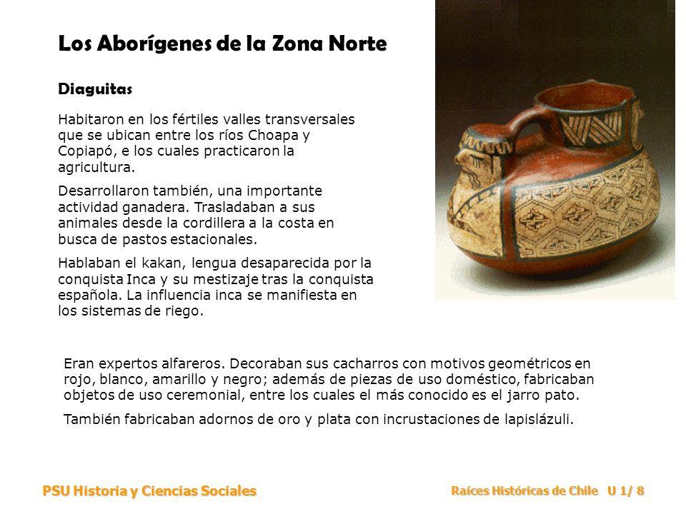 Los Aborígenes de la Zona Norte