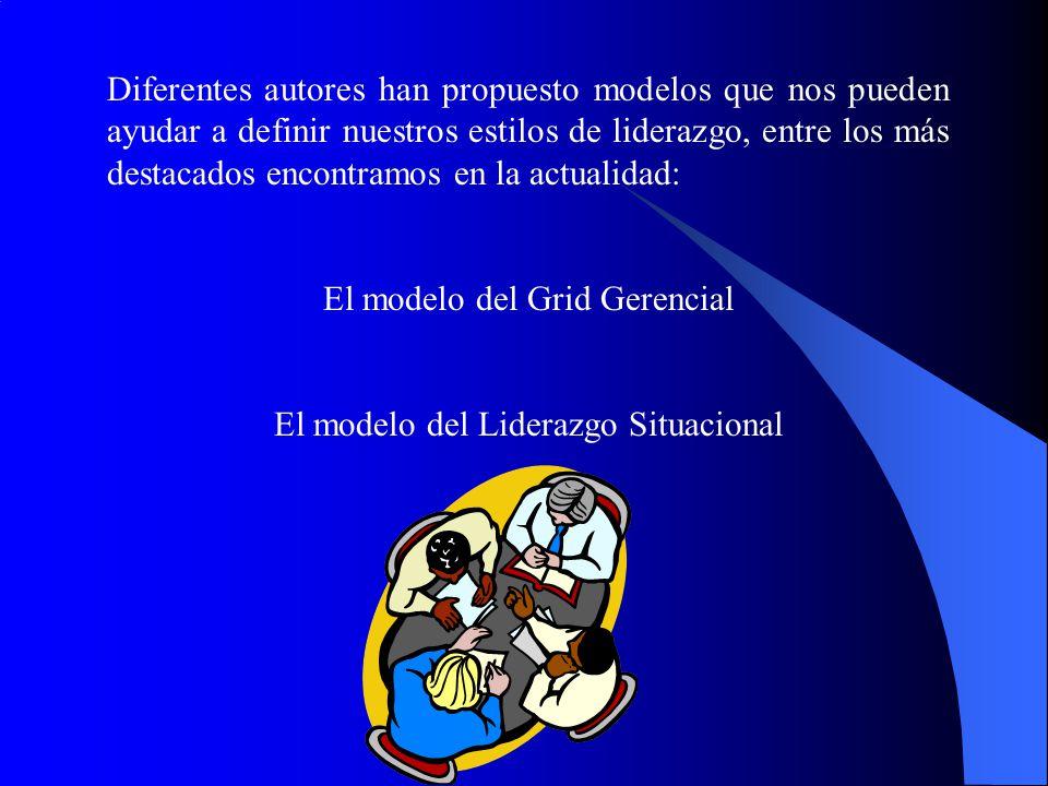 El modelo del Grid Gerencial