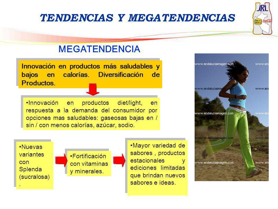 TENDENCIAS Y MEGATENDENCIAS