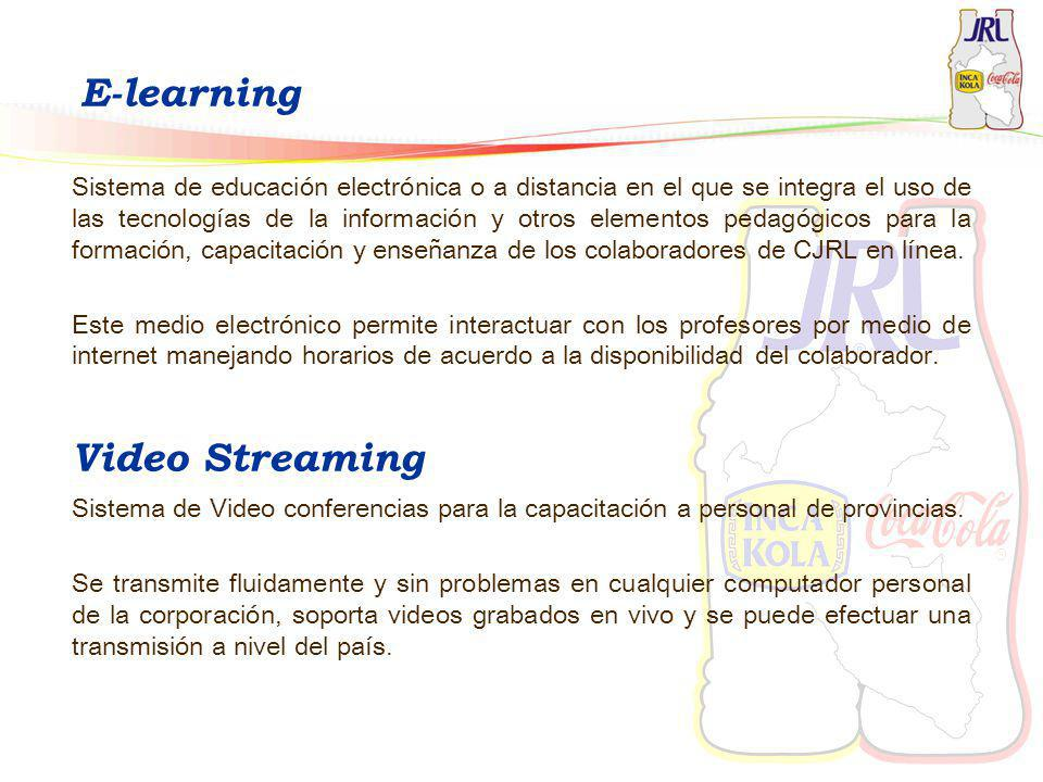 E-learning Video Streaming
