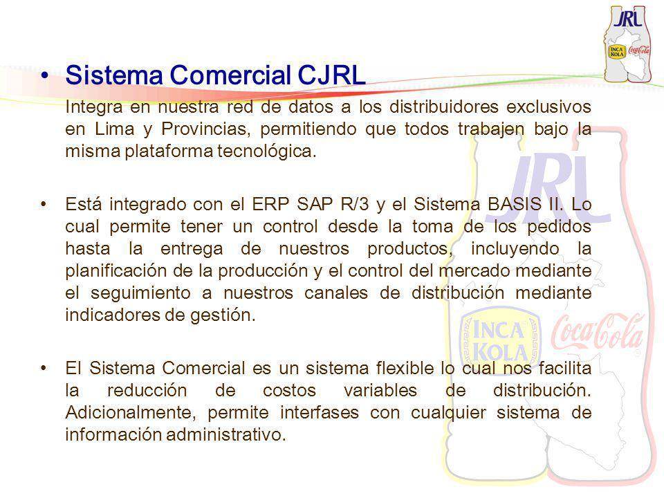 Sistema Comercial CJRL