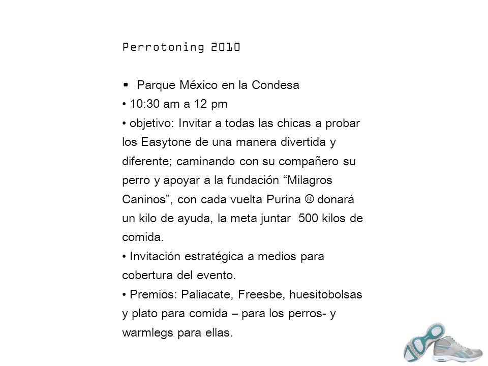 Perrotoning 2010 Parque México en la Condesa. 10:30 am a 12 pm.