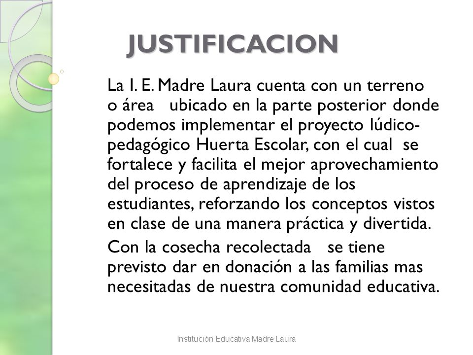 Institución Educativa Madre Laura