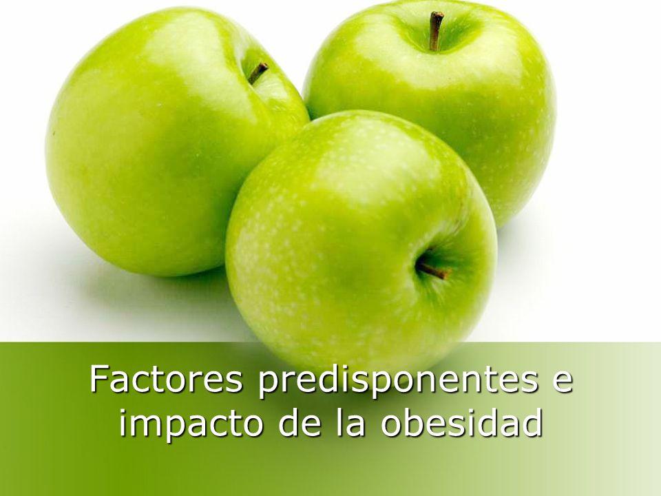 Factores predisponentes e impacto de la obesidad