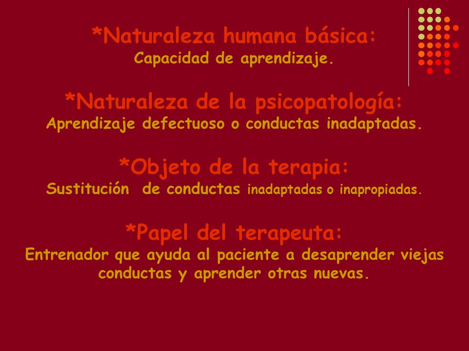 *Naturaleza humana básica:
