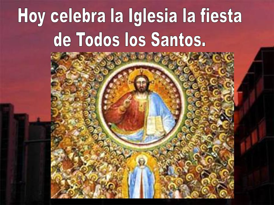 Hoy celebra la Iglesia la fiesta
