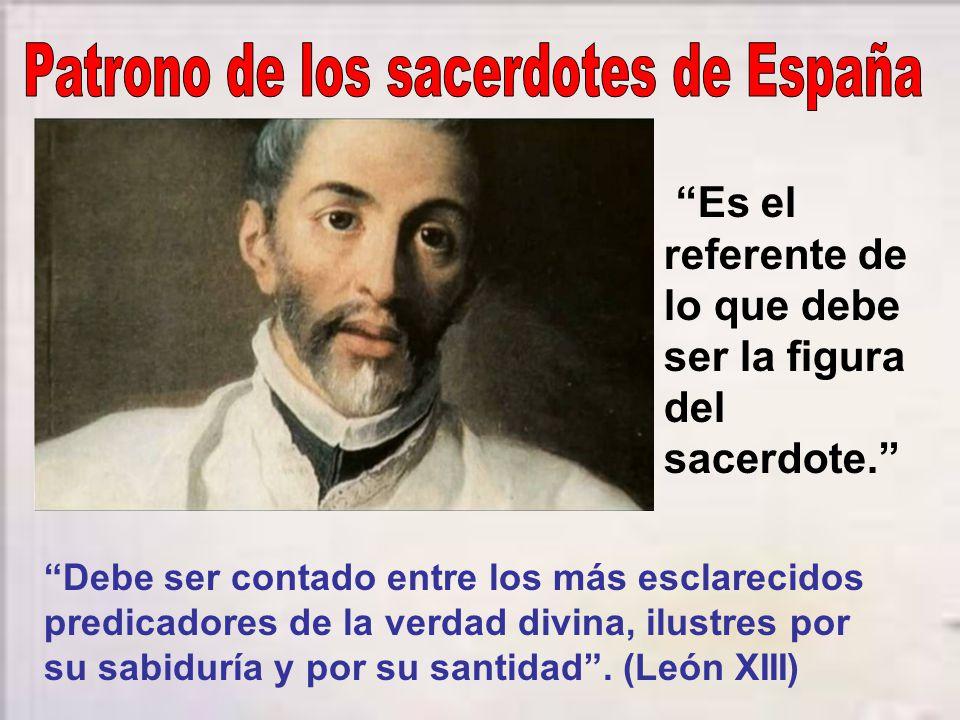 Patrono de los sacerdotes de España
