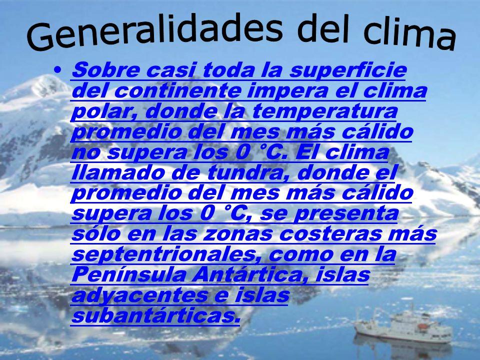 Generalidades del clima