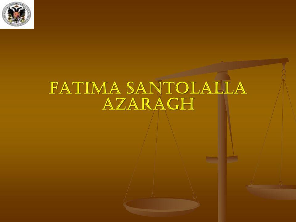 FATIMA SANTOLALLA AZARAGH