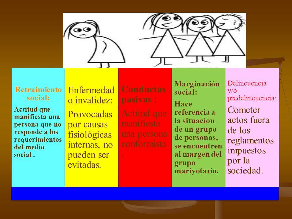 Enfermedad o invalidez: