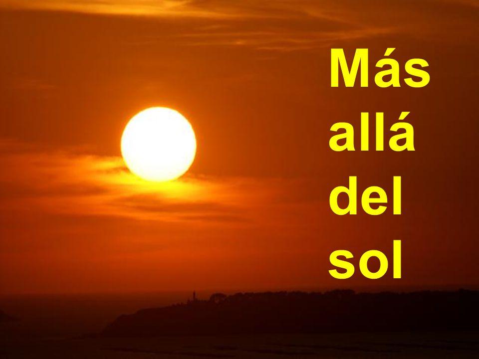 Más allá del sol