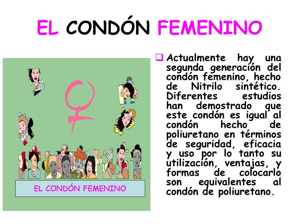 EL CONDÓN FEMENINO