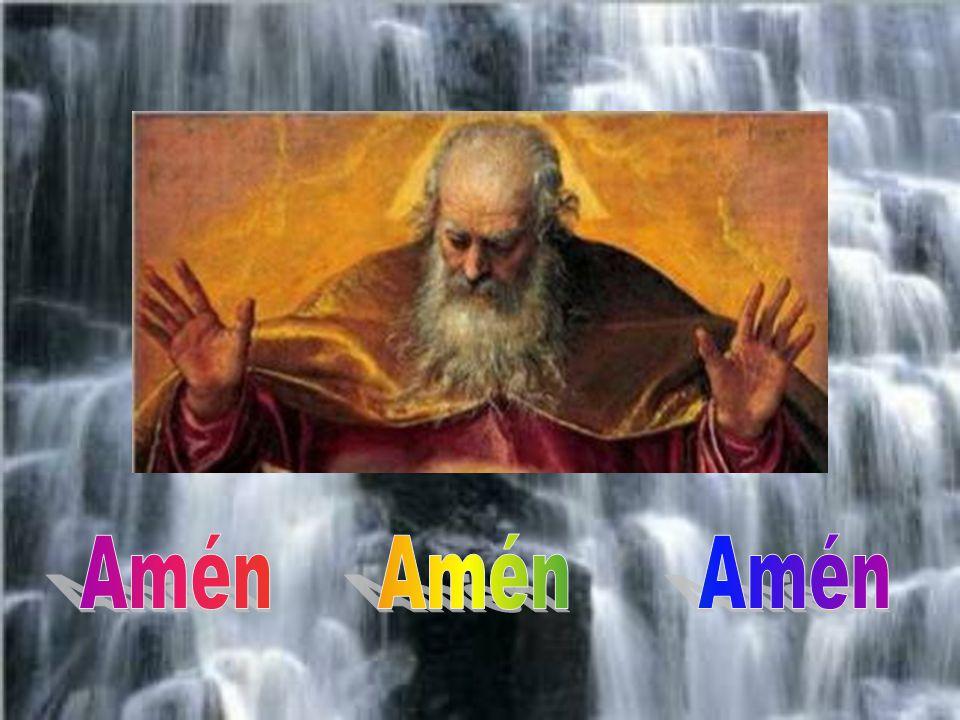 Amén Amén Amén