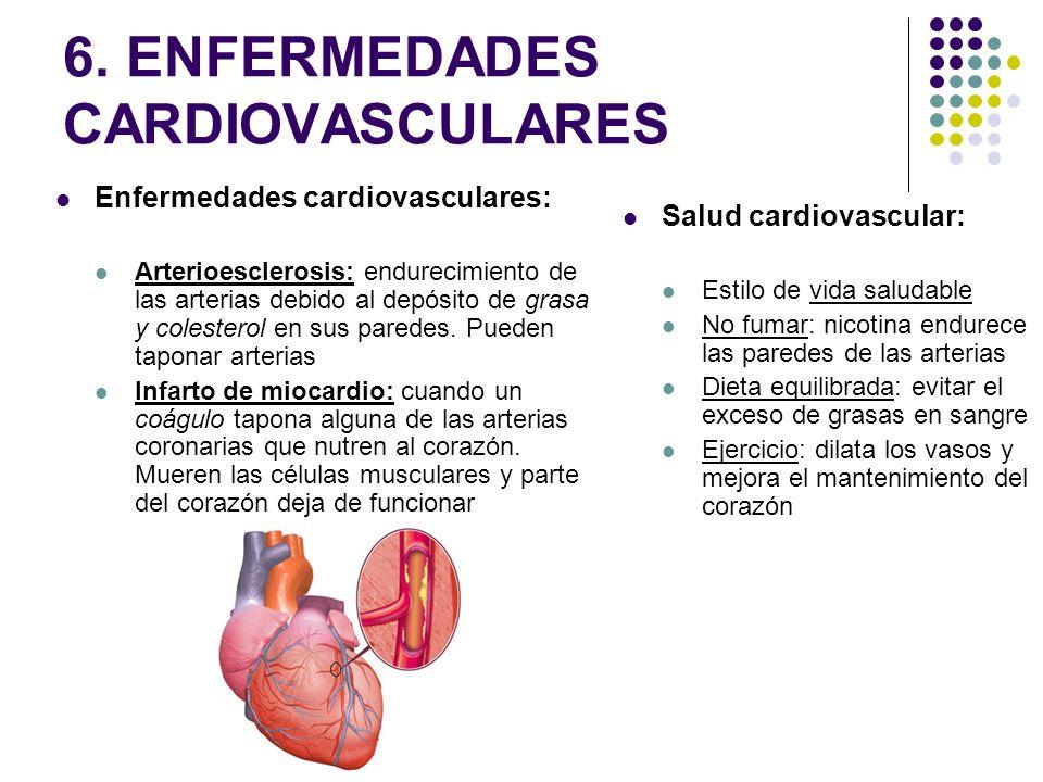6. ENFERMEDADES CARDIOVASCULARES