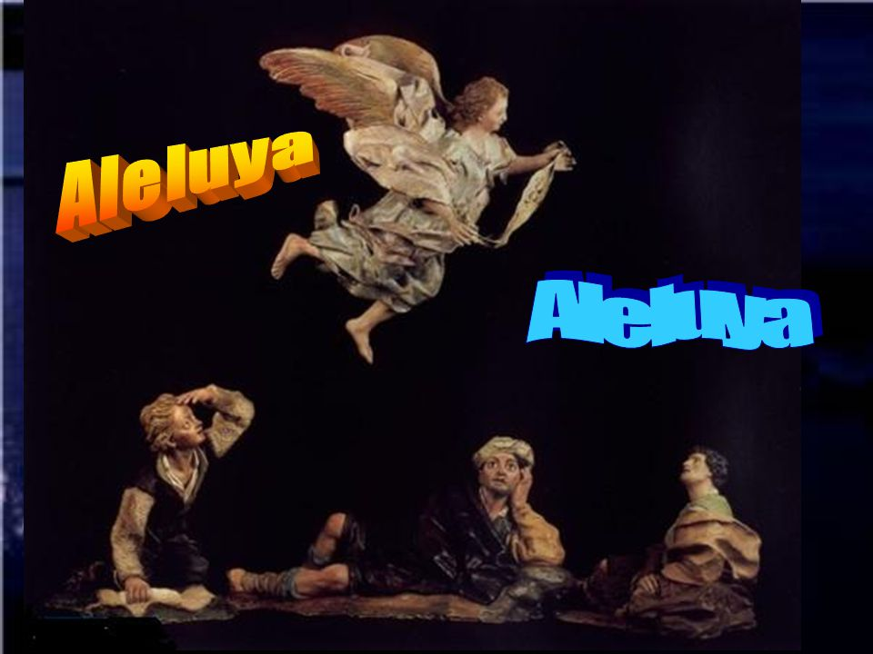Aleluya Aleluya