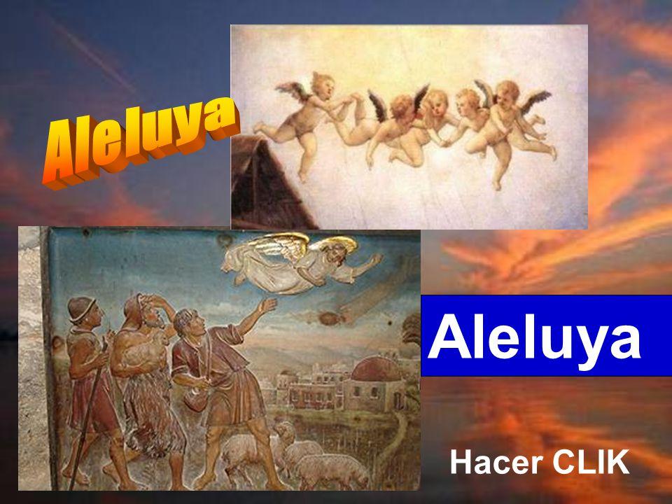 Aleluya Aleluya Hacer CLIK