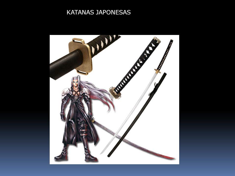 KATANAS JAPONESAS