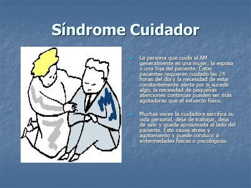 Síndrome Cuidador