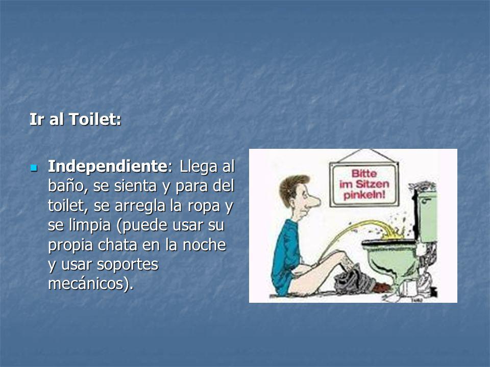 Ir al Toilet: