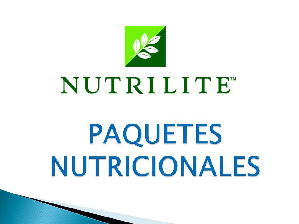 PAQUETES NUTRICIONALES