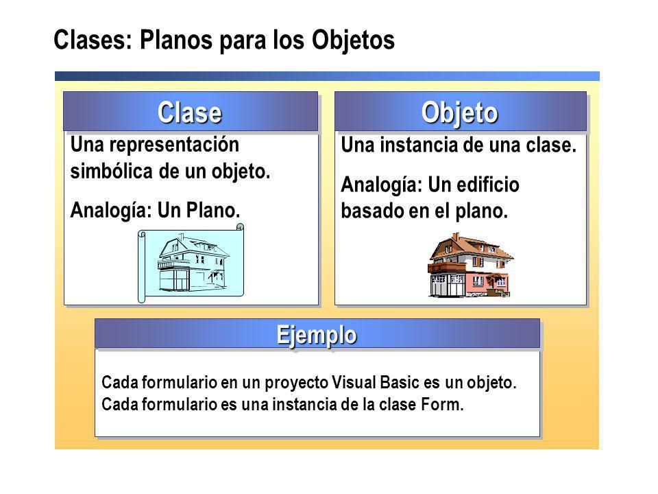 Clases: Planos para los Objetos