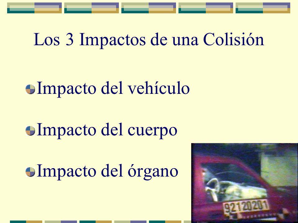Los 3 Impactos de una Colisión