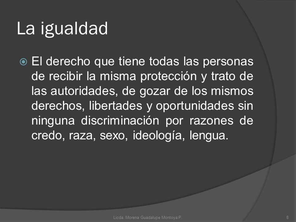 Licda. Morena Guadalupe Montoya P.