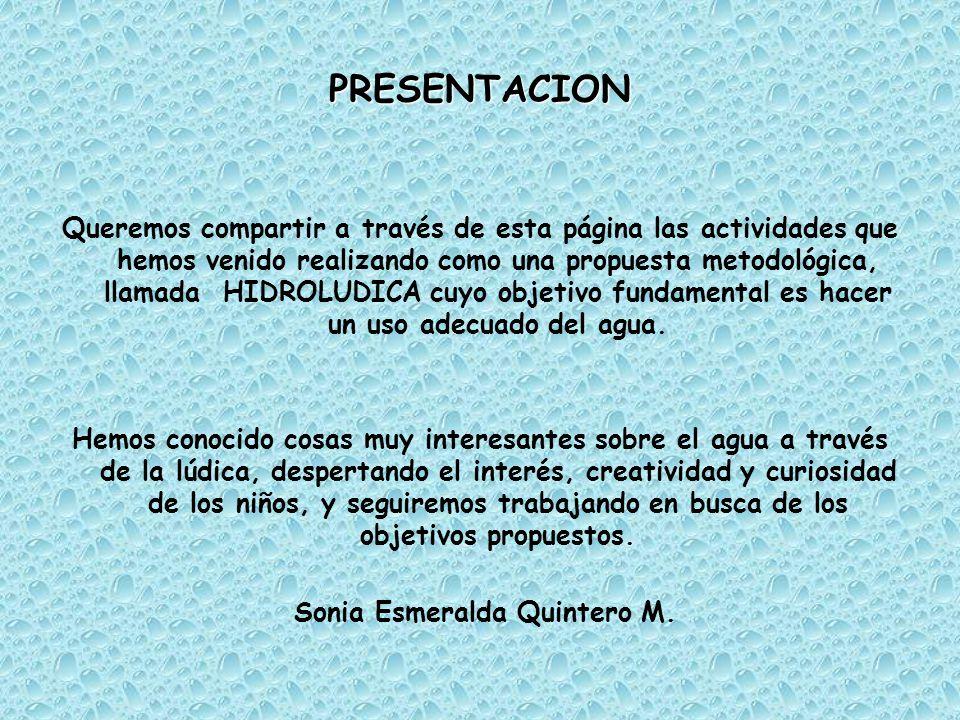 Sonia Esmeralda Quintero M.