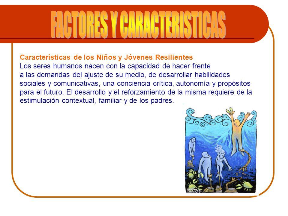 FACTORES Y CARACTERISTICAS