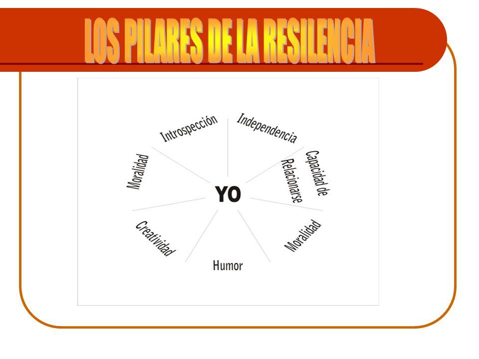 LOS PILARES DE LA RESILENCIA