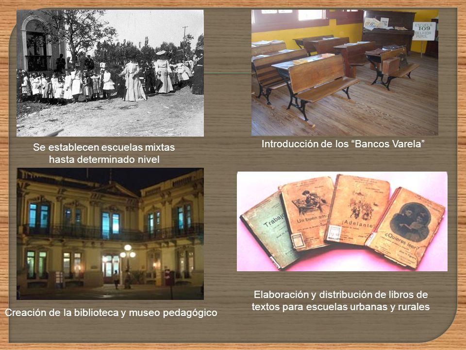 Introducción de los Bancos Varela